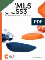 Html5 e Css3 Domine a Web Do Futuro
