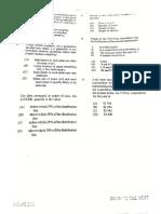 2013 CAPE Applied Math P1