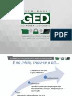 2 Seminario Ged Bases de Dados e Armazenamentos Denis Carvalho