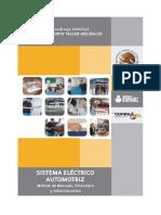 Sistema Eléctrico Automotriz - Módulo Administrativo