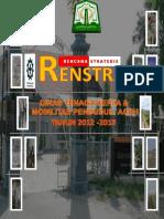 Renstra Dinas Tenaga Kerja dan Mobilitas Penduduk 2012-2017