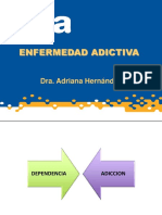Enfermedad Adictiva