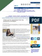 ¿Cómo Son Los Venezolanos_ (I)_ Una Perspectiva Sociológica - LUZ Agencia de Noticias