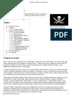 Jolly Roger – a Origem