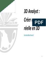 3D Model . SIG 2008