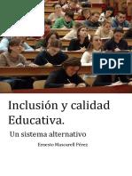 Inclusion y Calidad Educativa