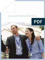 Sales and Marketing Plan_ March 2015