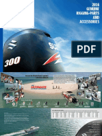 2016 Suzuki Marine Genuine P&a Brochure