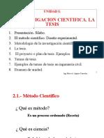 Sesión 02 Método Científico. Diseño experimental.pdf