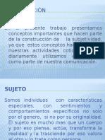 Aporte Evaluacion Final Construccion de Subjetividades
