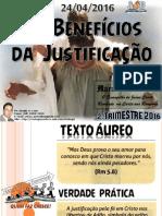 Lição 4 Os Benefícios Da Justificação Site