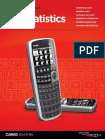 AP Statistics on the Casio Prizm
