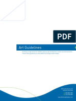 Art Guidelines; Printing in Large Format for Exhibits; 2015
