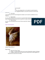 artfactsheet