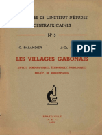 Villages_Gabon