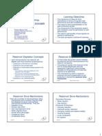MSc(PET)02Reservoir Production Concept-6 Slides