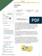 MTB Tech Blog
