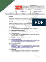 4.4.7 Procedimiento Resp Emergencias 2012 FNBEZ