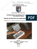 Practica de Laboratorio N_ 03 Fisica III Fic 2016. Olvg