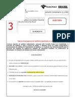Domando o Leão_Simulado COMENTADO Auditoria_Prof. Arthur Leone