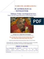 The Astrological Newsletter - Issue-49 2016 May 18-Trump
