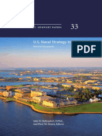 Newport Papers 33 Maritime Strategy