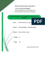 Estructuracion y Metrado de Cargas de Una Vivienda de 02 Pisos
