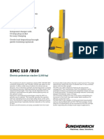 EMC 110 B10 Data Sheet
