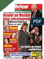 LE BUTEUR PDF du 25/06/2010