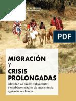 migración victimas
