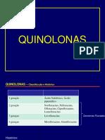 DIP - Aula B2b. Quinolonas; Profª Juliana Lapa (31.08.16)