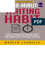 The 8 Minute Writing Habit