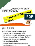 Best Praktice