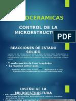 Control de La Microestructura Expo Ceramicos II