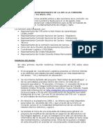 INFORME DE LOS REPRESENTANTES DE LA ATD A LA COMISIÓN SECTORIAL  SOBRE TIC EN EL CFE.doc
