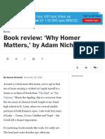 'Why Homer Matters,' by Adam Nicholson - The Washington Post.pdf
