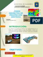 Métodos Indirectos de Prospección Geofísica