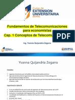 Fundamentos Telecomunicaciones Economistas Cap 1