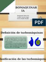 Turbomaquinaría