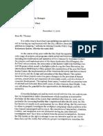 Reno City Employee Resignation Letter 1