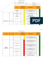Risk Assessment for Erection, Installation and Finishing Works of Prefabricated Porta Cabin Office Units