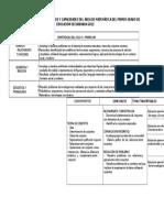 CARTEL DE CONOCIMIENTOS Y CAPACIDADES DEL ÁREA DE MATEMÁTICA DEL PRIMER GRADO DE.docx