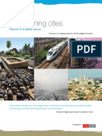 Transforming Cities in A Post way