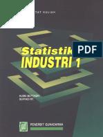 632_Statistik Industri 1