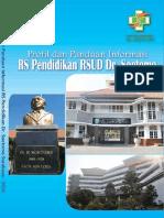 Buku Profil & Panduan Informasi 2016