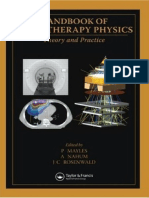 Handbook of Radiotherapy Physics Theory and Practice