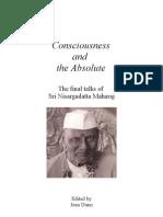 Nisargadatta Maharaj - eBook - Consciousness and the Absolute - PDF