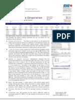 Top Glove Corporation - Demand For Gloves Still Positive - 25/6/2010