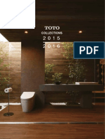 1. TOTO Collections 2015-2016 Full Catalogue