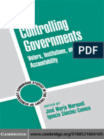 ACCOUNTABILITY Controlling Governments - Voters, Institutions, and Accountability.pdf